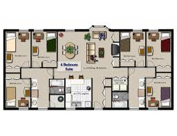 Simple 4 Bedroom Floor Plans Two Storey House Plans With Balcony One Astonishing Bedroom Floor