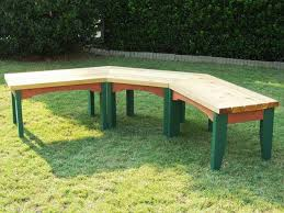 Wooden Bench Plans To Build by 195 Best Benches Images On Pinterest Garden Benches Home And Crafts