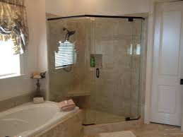 bathroom modern bathroom design with frameless shower doors and