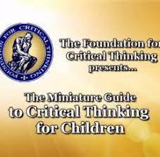 Critical Thinking Activities   Homeschool Den