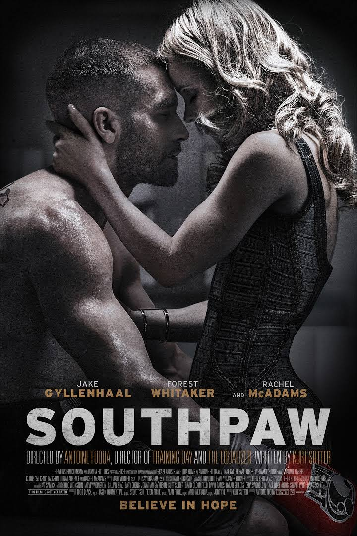 Southpaw (2015) 720p BrRip x264 – YIFY 873 MB