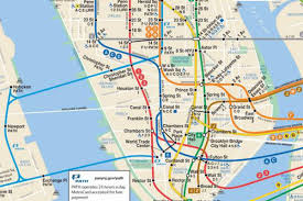 Sf Metro Map by Should New York U0027s Subway Map Embrace Nj U0027s Path Trains Curbed Ny