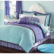 Teal And Purple Bedroom by Best 25 Aqua Bedrooms Ideas On Pinterest Room Color Combination