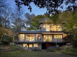Mid Century Modern House Plan Awesome Mid Century Modern House Design In Conshohocken