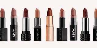 13 best brown lipsticks for fall 2017 light and dark brown lipstick