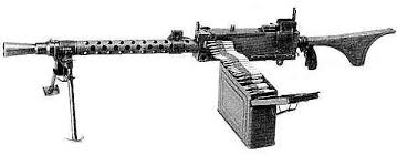 M1919A6 light machine gun