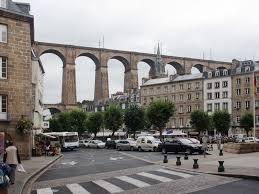 Ligne de Paris-Montparnasse à Brest