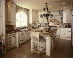 Antique Painted Kitchen Cabinets Make Your Kitchen Warm With Antique White Kitchen Cabinets Home