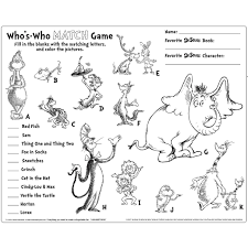 dr seuss birthday coloring pages eson me