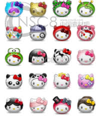 kitty desktop icons u2013 millions vectors stock photos