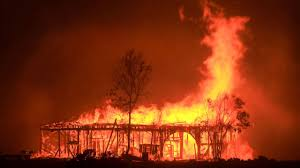 Wildfire Containment by Containment Of Massive California Wildfires Slowly Increases As
