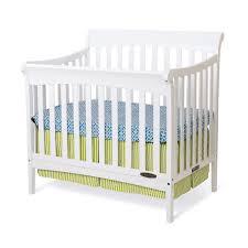 White Convertable Crib by Child Craft Ashton Mini Crib Walmart Canada