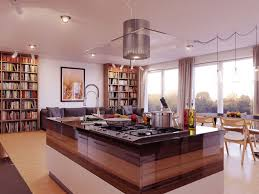 best fresh small kitchen designs with an island 1615