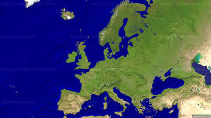 Show Map Of Europe by Primap Continental Maps