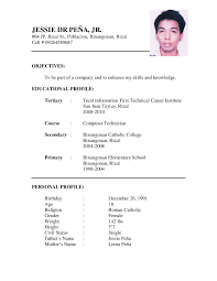 Sample Resume Format For Bcom Freshers by The 25 Best Resume Format Examples Ideas On Pinterest Resume