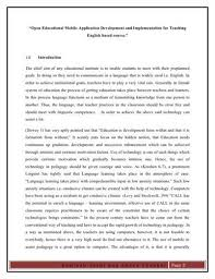 Mla Format Sample Paper  With Cover