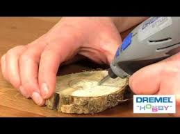how to carve wooden decorations with the dremel stylus part one