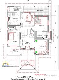 50 Sq M To Sq Ft Elevation Sq Ft Kerala Home Design Architecture House Plans Kerala