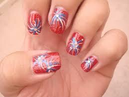 fourth of july nail polish designs google search nails