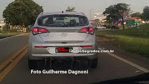 Hyundai HB20 com motor 1.0 turbo chegará no primeiro semestre ...