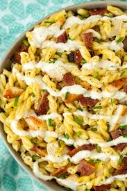Pasta Recipes 30 Easy Chicken Pasta Recipes Light Pasta Dishes With Chicken