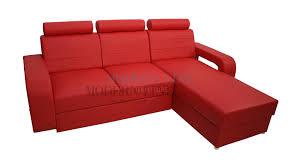 Sleeper Sofa Chaise Lounge by Red Sectional Sleeper Sofa Video And Photos Madlonsbigbear Com