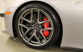 lexus wheels paint code lexus bids farewell to lfa delivers last u s market lfa to owner