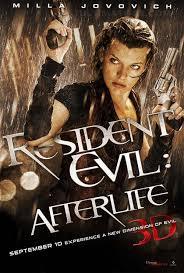 Vùng Đất Quỷ Dữ: Kiếp Sau Resident Evil: Afterlife 2010