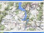 Carte de randonnée, carte topographique, carte routière, carte Ign ...