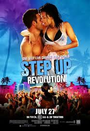 Step Up Revolution film complet