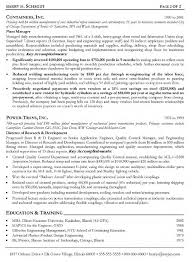 Sample Resume For Mechanical Design Engineer by Manufacturing Engineer Resume Awesome Manufacturing Engineer