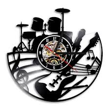 Music Home Decor by List Manufacturers Of Wall Clock Home Decor Buy Wall Clock Home