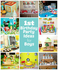 1st Birthday Decoration Ideas At Home Birthday Party Decorations Ideas For Boys Interior Design Ideas