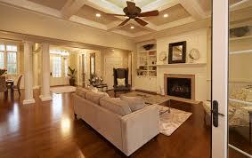 Kitchen Living Room Open Floor Plan Paint Colors Color Ideas For Open Floor Plans