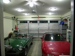 garage led lighting fixtures interior home garage led lighting