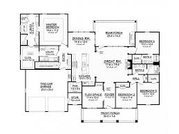 Metal Building Floor Plans For Homes Terrific One Storey Country Ranch Home Hq Plans Metal Building
