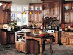 small rustic kitchen designs small white island double door