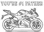 Free Father's Day Coloring Pages For Kids Boys | Fathers Day ...