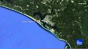 Florida Shark Attack Map by Shark Feeding Frenzy Off Panama City Beach Florida Youtube