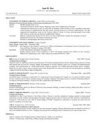 Mba Sample Resume by Free Resume Templates 79 Amusing General Template Sample
