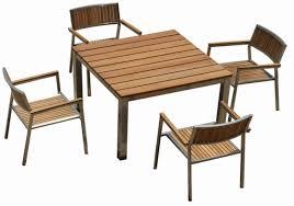 Wood Patio Furniture Sets - modern furniture modern wood outdoor furniture compact ceramic
