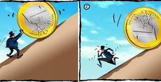 L'Euro a rotoli