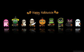 cute backgrounds for computer cute halloween wallpapers collection 64