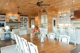 simple design rustic homes with open floor plan open floor plan