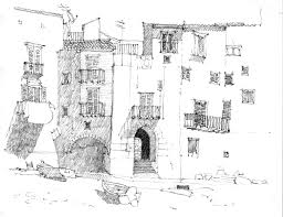 interesting cool architecture design drawings concept building