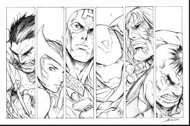 remarkable hulk coloring pages with avengers coloring page