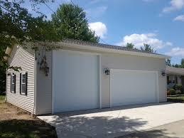 3 Car Garage Modern Garage Builders