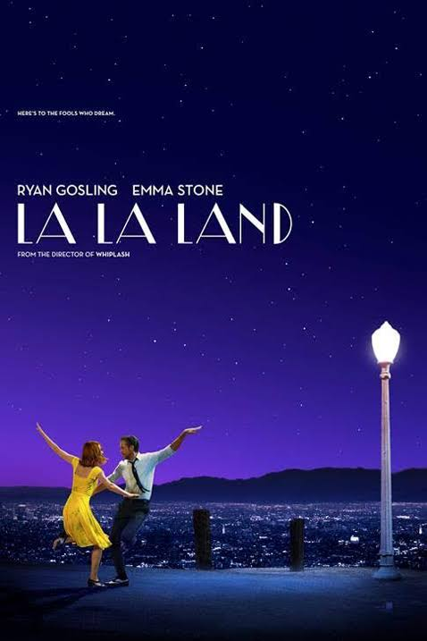 Image of film cover La La Land