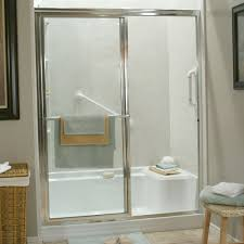 accessories frameless shower door with handicap showers and cozy