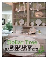 Shelf Kitchen Cabinet Open Cabinets In A Cottage Kitchen Fox Hollow Cottage